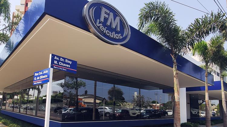 FM Veículos inaugura nova loja exclusiva em Três Lagoas
